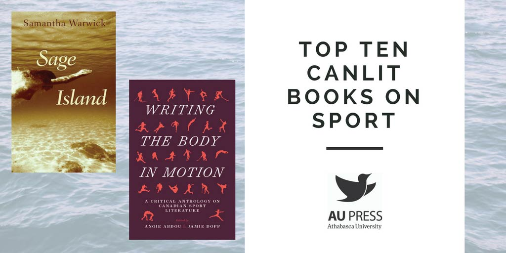 Sage Island | Top Ten Canadian Literature books on sport